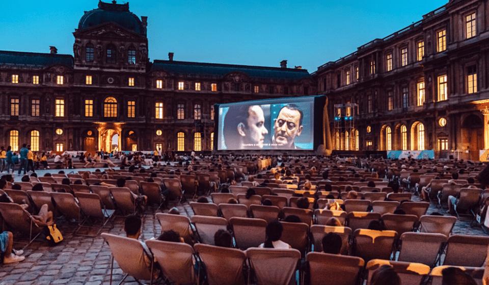 Découvrez tous les cinémas en plein air GRATUITS de l'été à Paris !