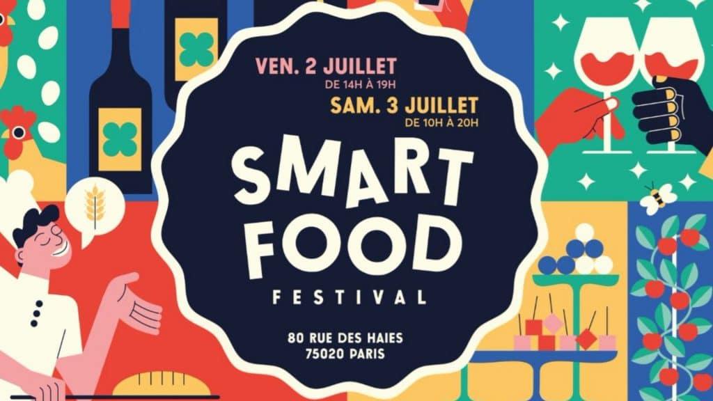 smart food festival paris innovation culinaire