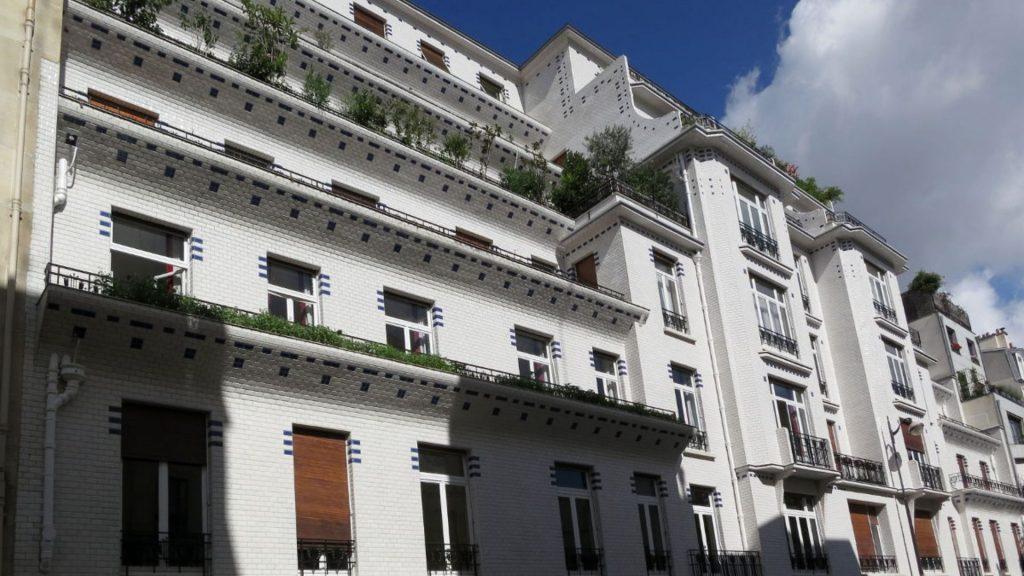henri sauvage architecture paris samaritaine art déco art nouveau