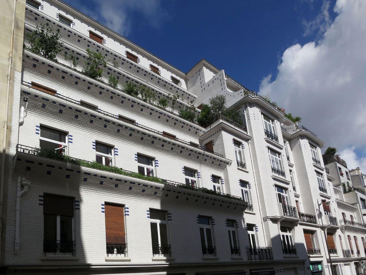 Henri Sauvage 26rueVavin architecture immeuble à gradins