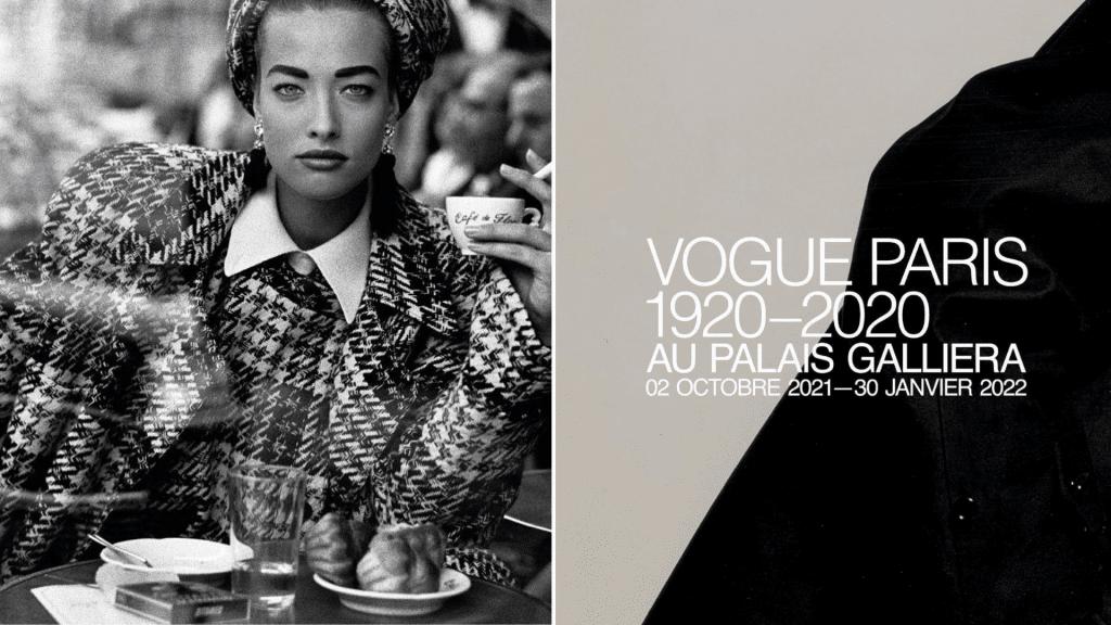 Expo Vogue Paris 1920-2020 Palais Galliera