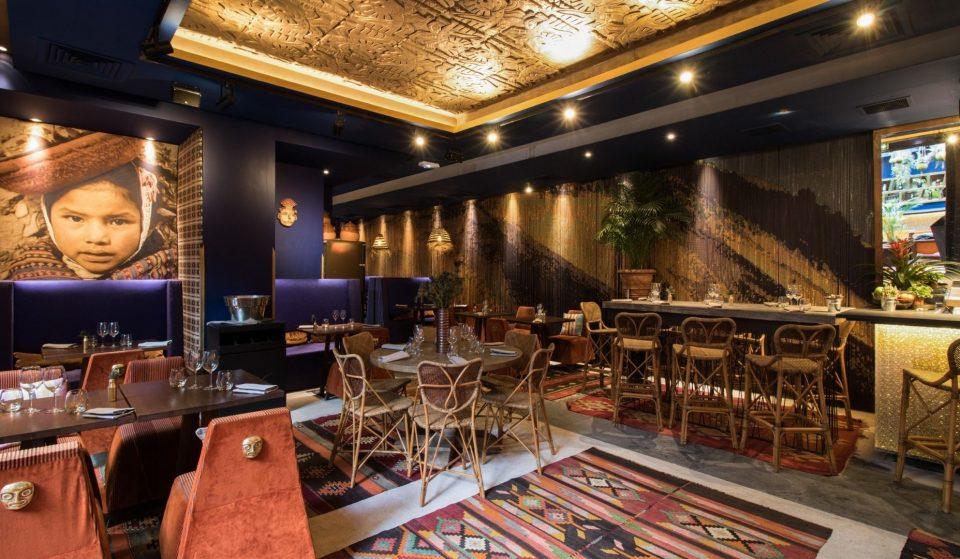 Le restaurant péruvien Inka accueille Dining in the Dark à Paris en septembre !