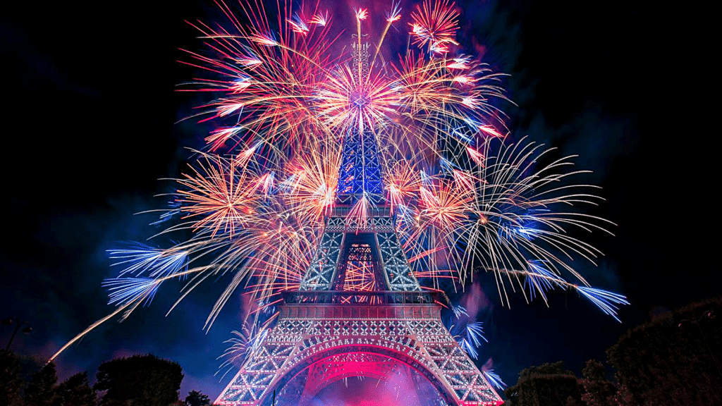 soirées activités 14 juillet 2021 Paris