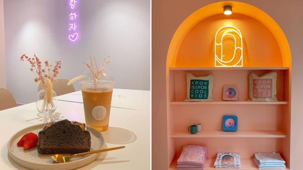 café kpop paris kick boutique concept store