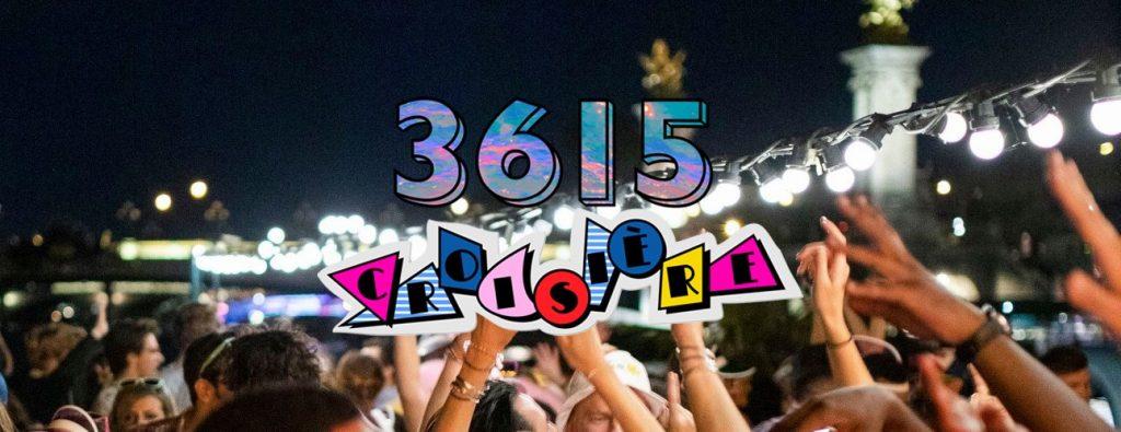 3615 Bar péniche musique années 80 90 2000