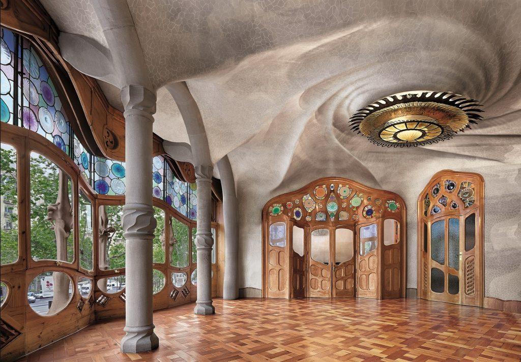 Exposition Gaudi Musée d'Orsay