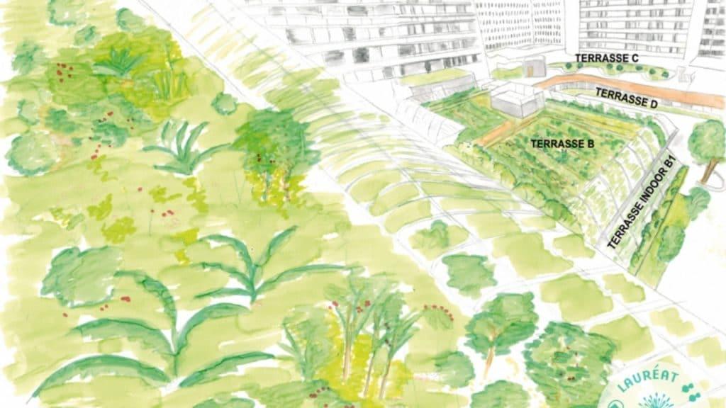 ferme urbaine paris 13ème arrondissement