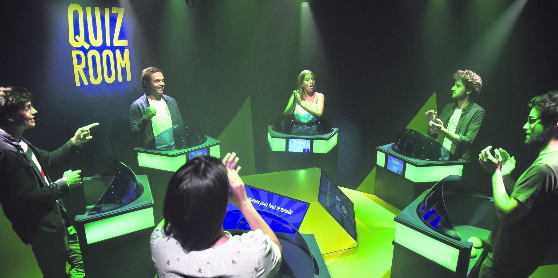 quiz room paris jeu tv immersion insolite activité paris
