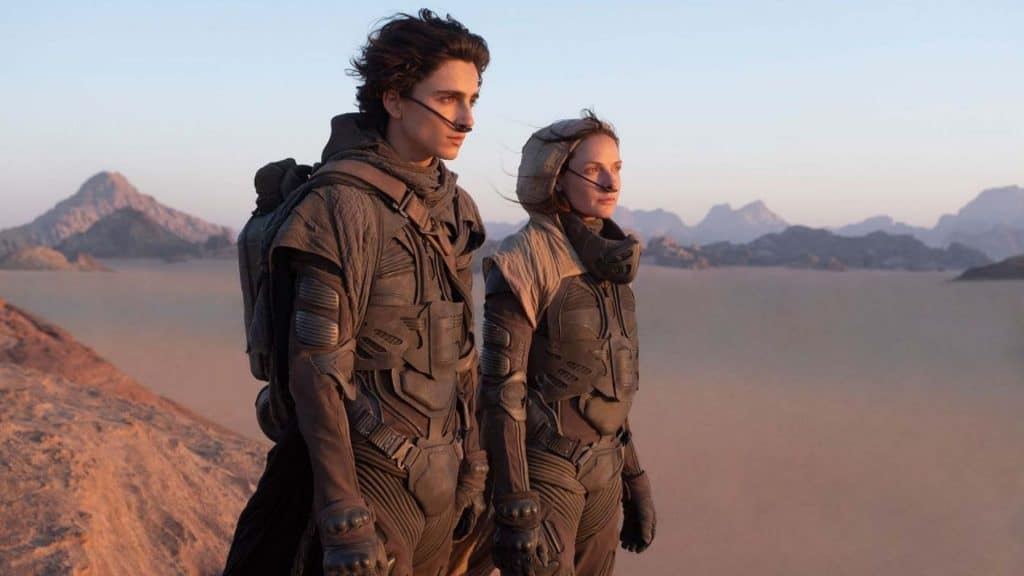 dune cinéma sortie france septembre 2021 film