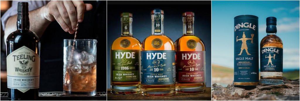 Bord Bia viandes et whiskey Irlandais BBQ