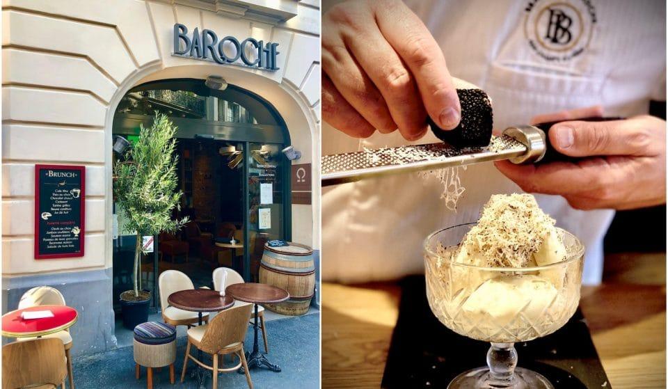 Alerte Foodporn : ce resto parisien dévoile sa glace vanille bourbon à la truffe d'été !