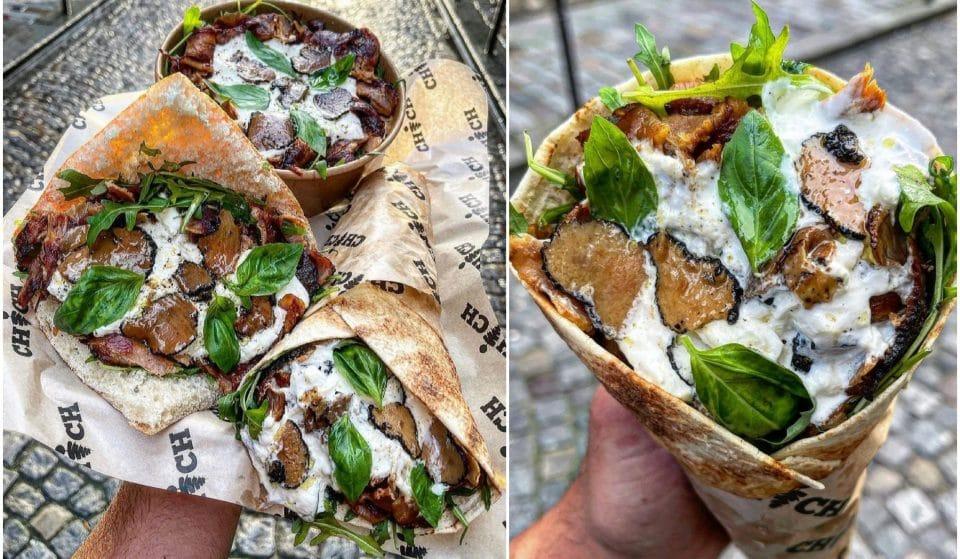 Alerte Foodporn : on a goûté les Kebabs à la TRUFFE de LÜKS KEBAB, et c'est une tuerie !