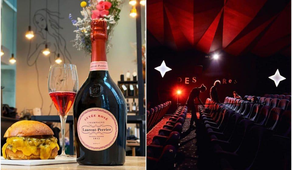 Insolite : à Paris, vivez une expérience inédite mêlant séance de cinéma et dîner à thème !