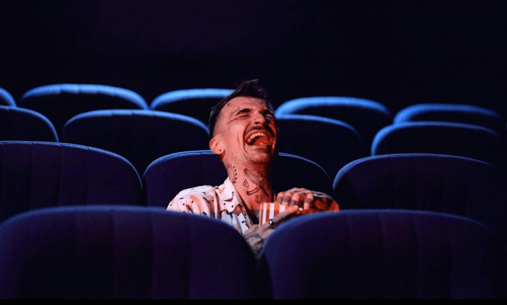 Guillaume Sanchez x Silencio gastronomie cinéma insolite
