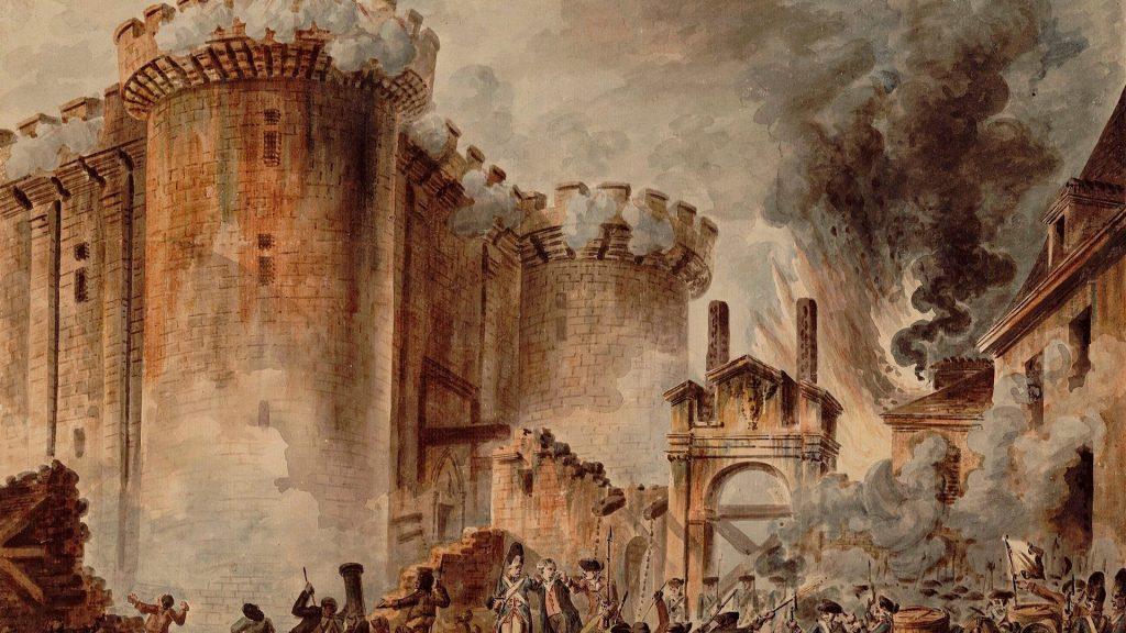 prise de la bastille révolution vestiges paris secret visite balade