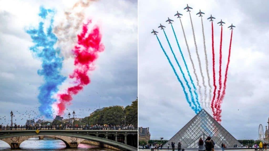 patrouille de france paris 14 juillet bastille fete nationale