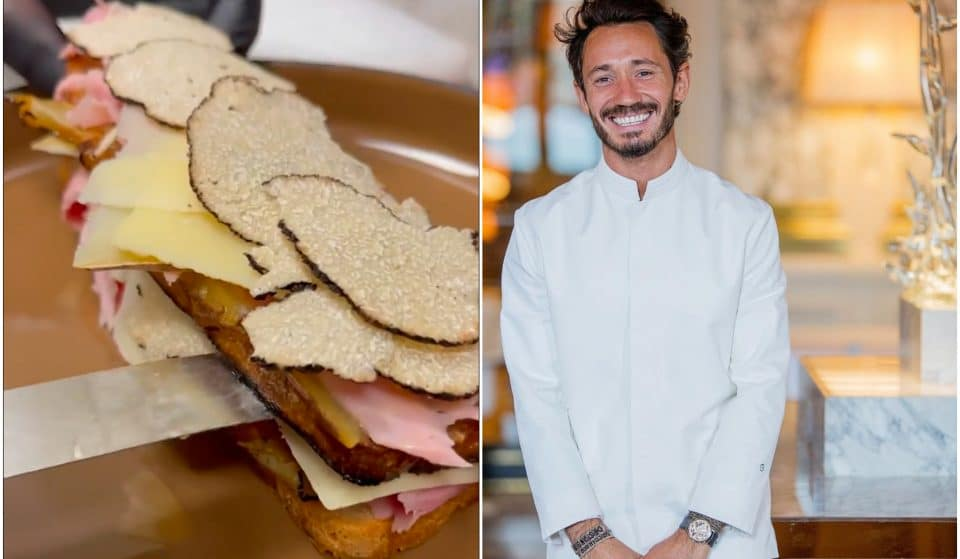 Alerte Foodporn : pour l'été, le Chef Cédric Grolet vous invite à goûter à sa tartine à la TRUFFE !