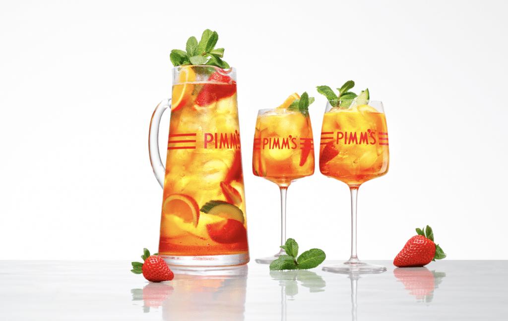 PIMM'S Original tendance cocktail été