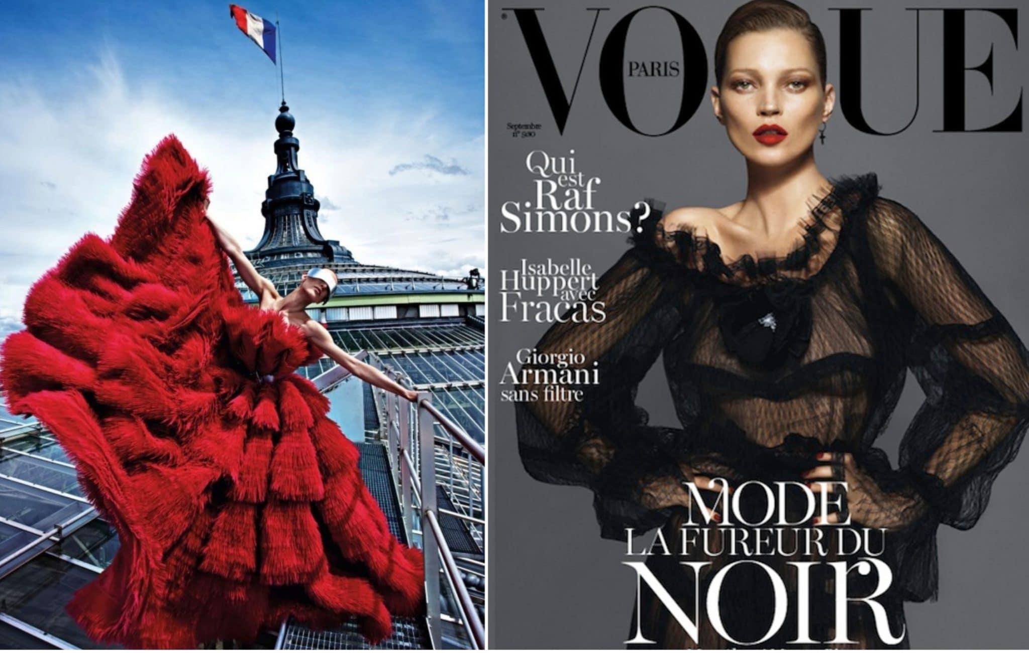100 ans magazine Vogue Paris Palais Galliera