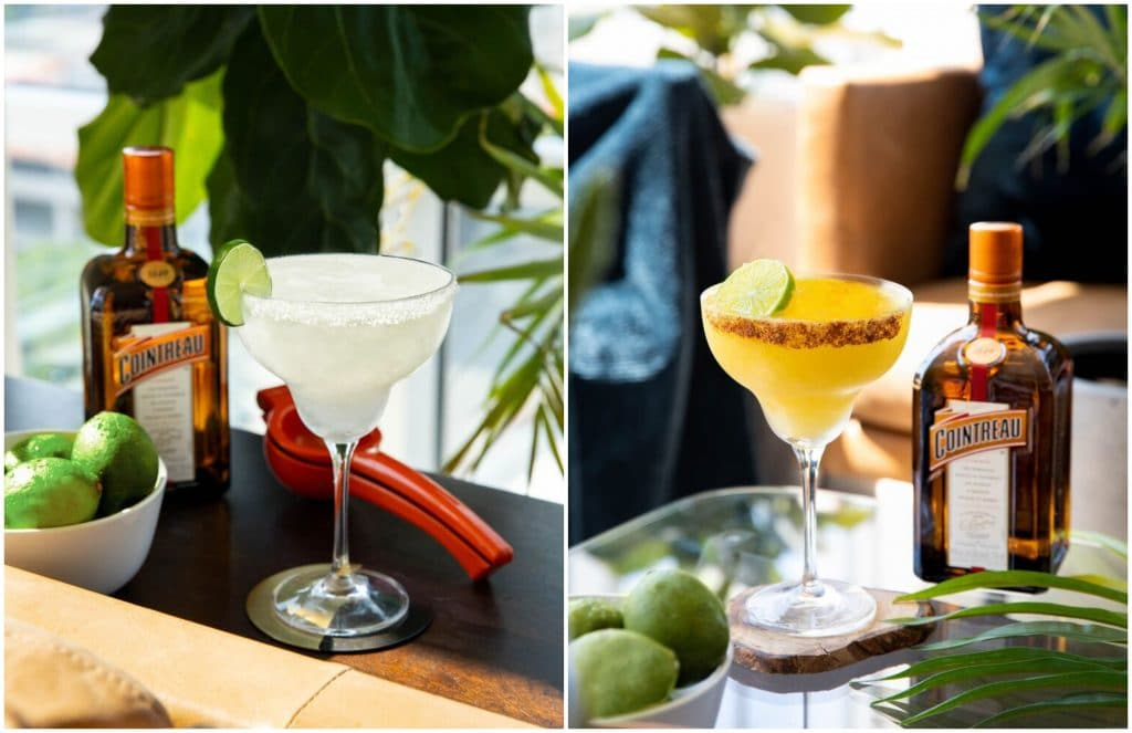 Margarita Cointreau cocktail de l'été recette