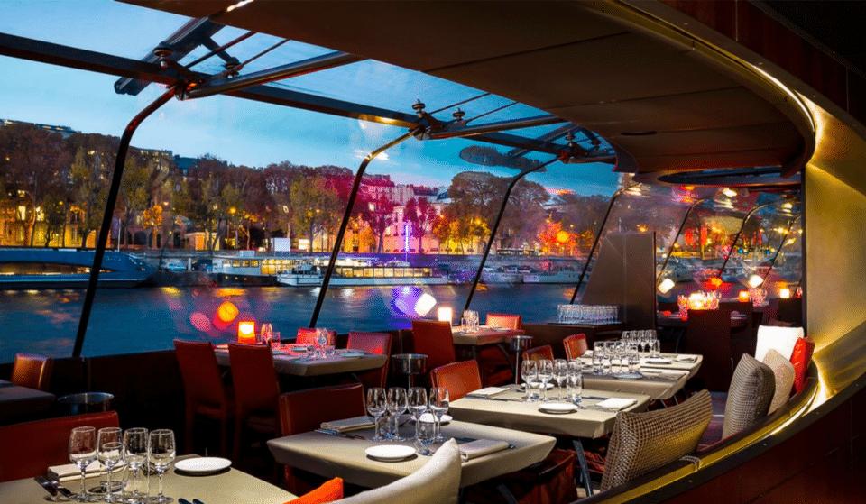 Paris comme vous ne l'avez vue à bord des splendides croisières de Bateaux Parisiens !