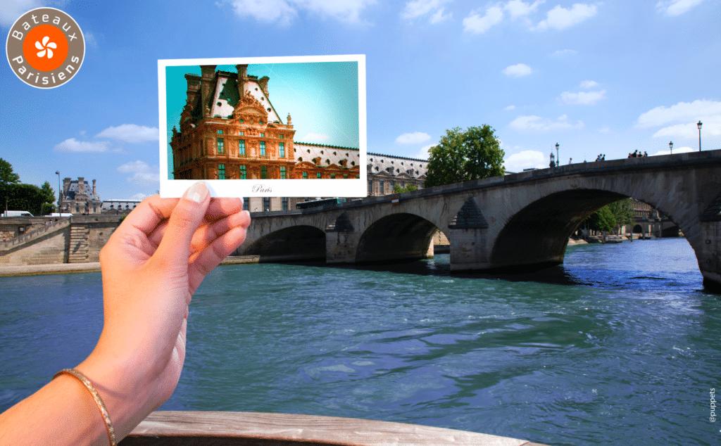 Bateaux Parisiens croisières sur la Seine Paris