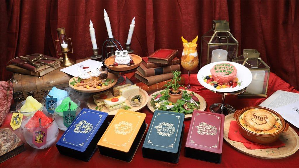 Harry Potter Café Japon
