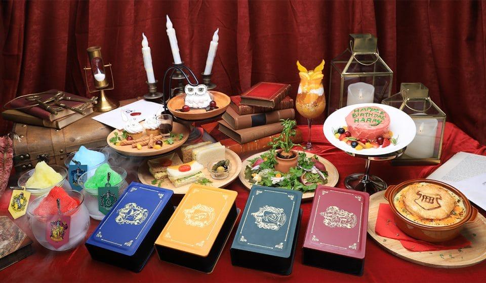 Deux incroyables cafés éphémères Harry Potter vont ouvrir au Japon ! (Et on rêve d'avoir les mêmes à Paris !)
