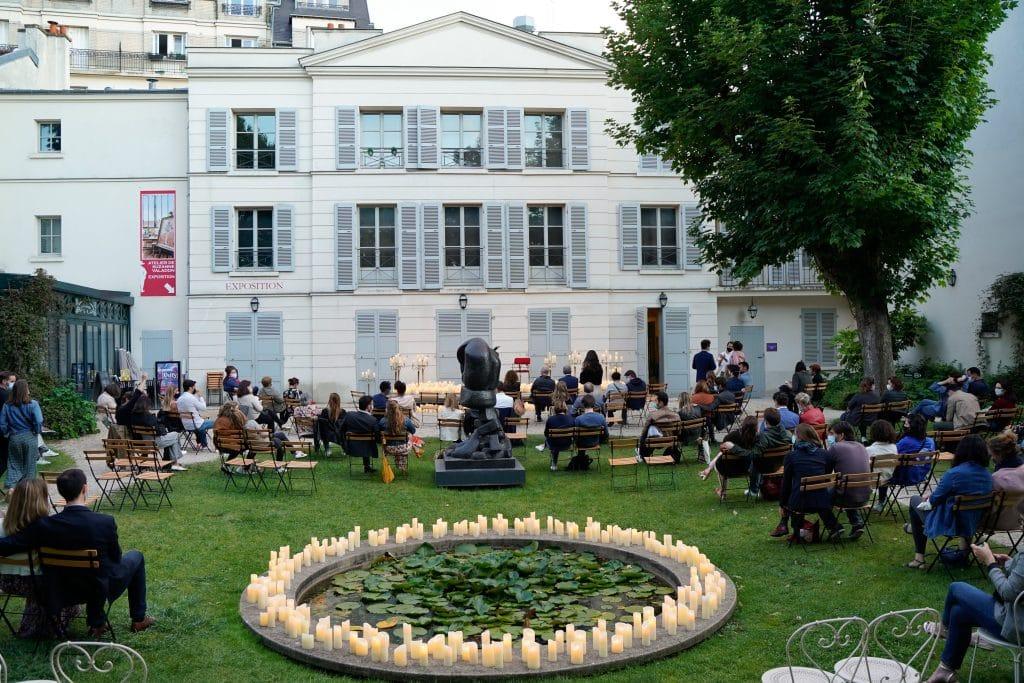 Candlelight Open air Yann Tiersen BO Amélie Poulain Montmartre