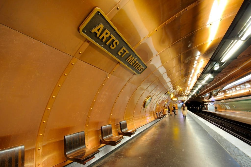 Paris : les plus belles stations de métro de la capitale !