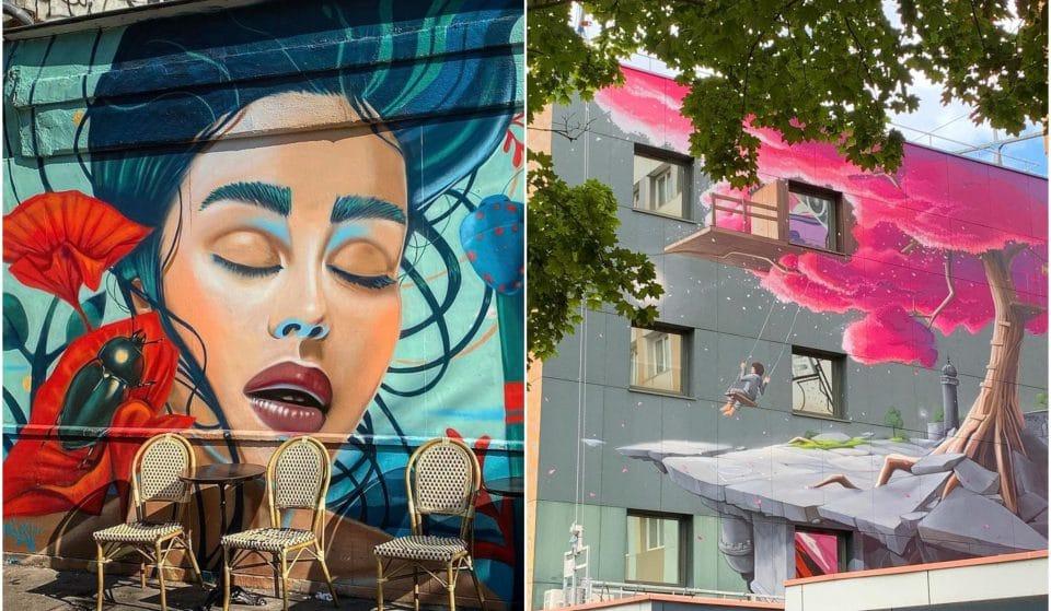 Art urbain : où admirer du street art à Paris cet été ?