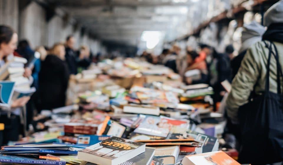 Le Salon du Livre se transforme en énorme festival dans plusieurs lieux parisiens pour sa prochaine édition !