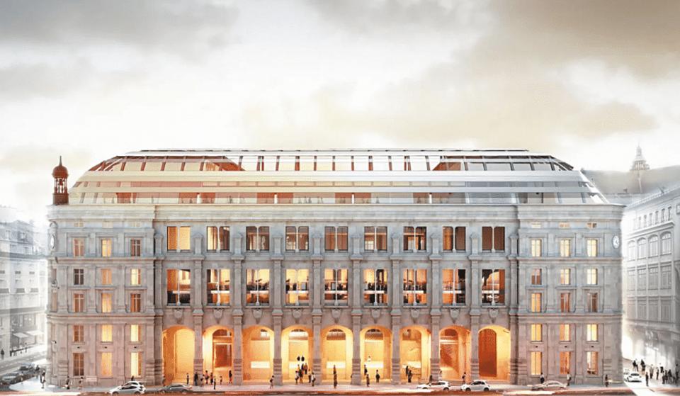 «Madame Rêve» le nouvel Hôtel extraordinaire de la Poste du Louvre se dévoile à Paris !