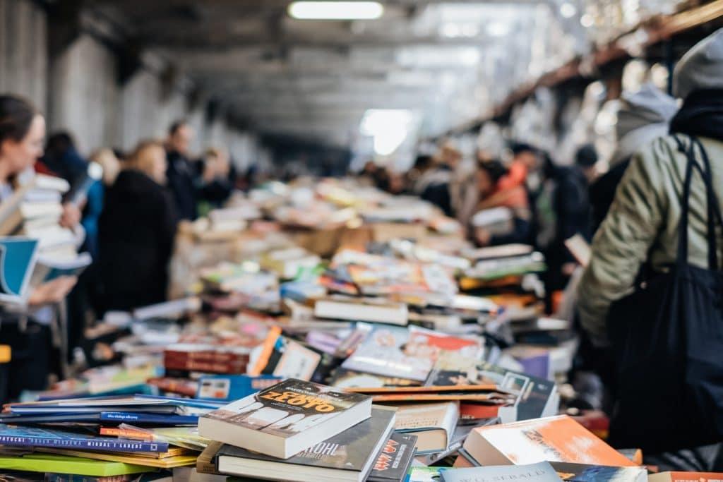salon du livre paris festival