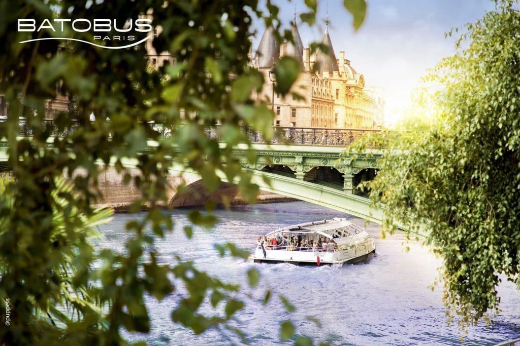 Batobus Paris Seine