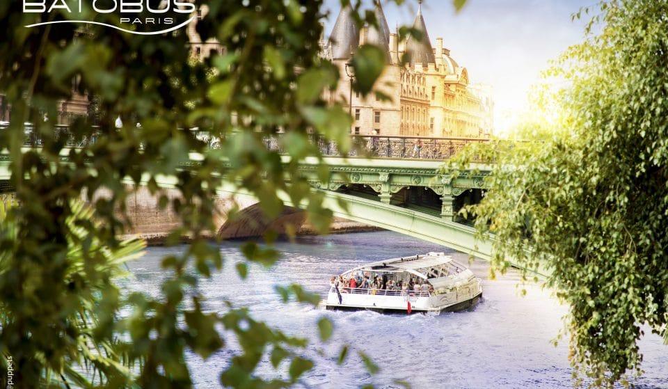 Insolite : cet été, jouez aux touristes dans Paris à bord des Batobus !