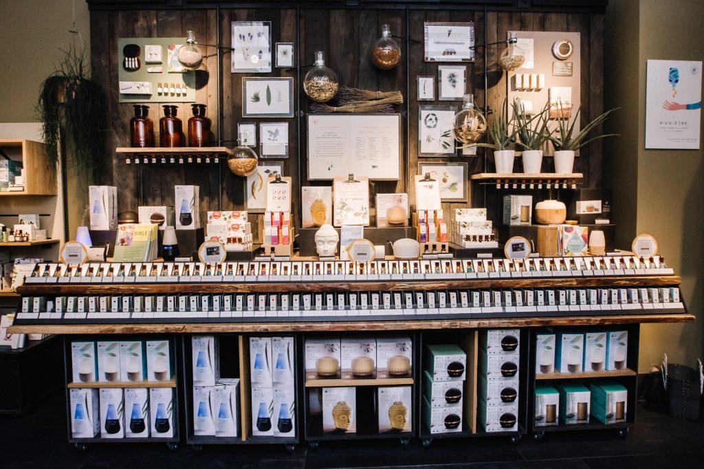 E-shops bien-être