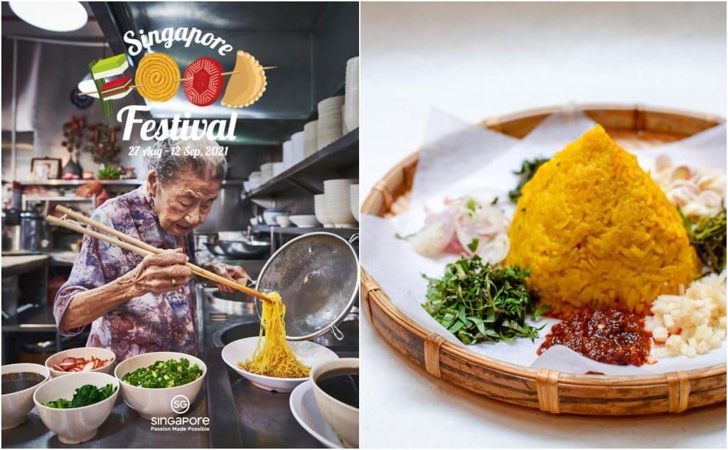 Singapour Food Festival 2021 Paris