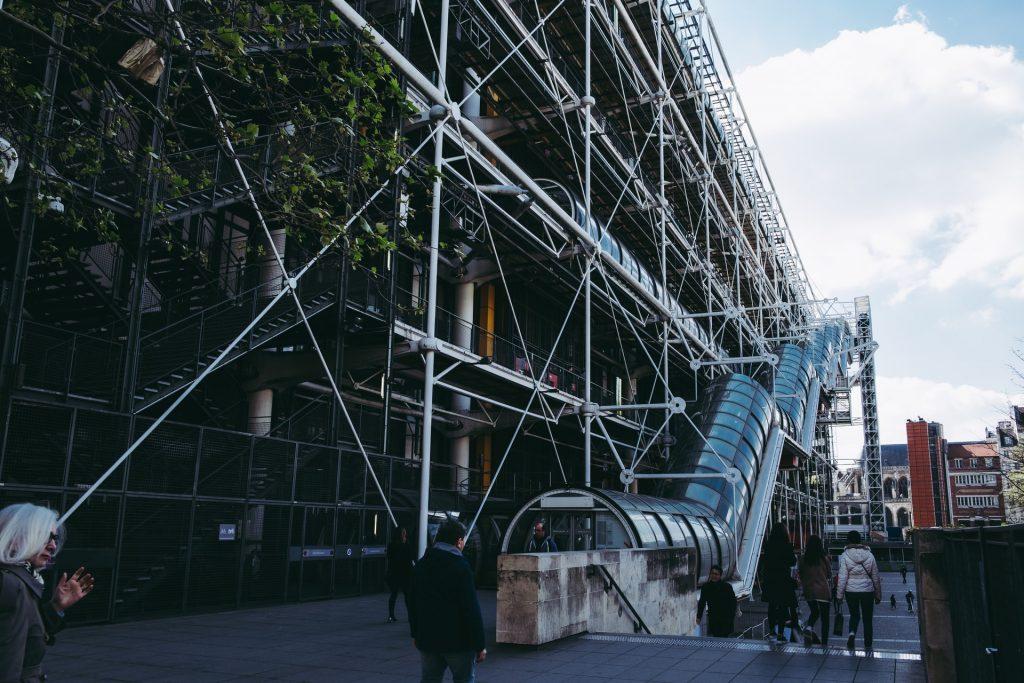 centre pompidou paris plus beaux musées du monde