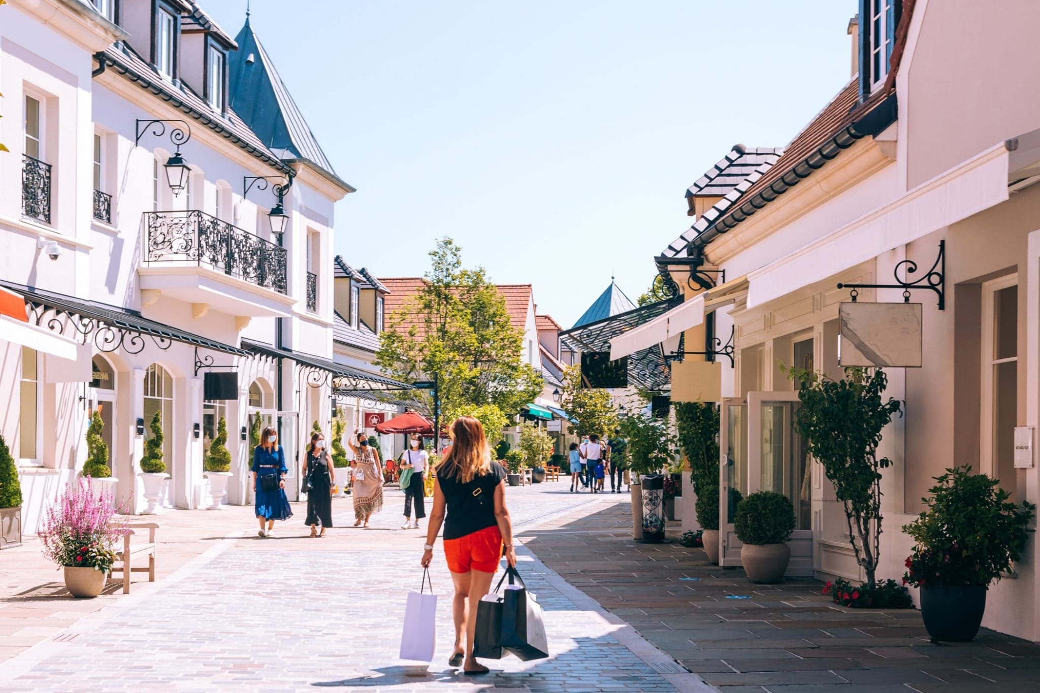 la vallée village paris plein air shopping bon plan
