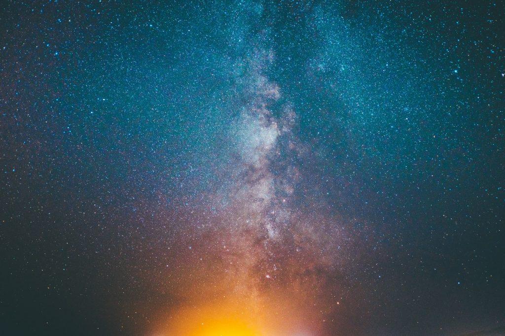carte pollution lumineuse france europe espace étoiles