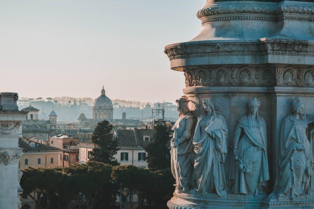 rome ville jumelle paris