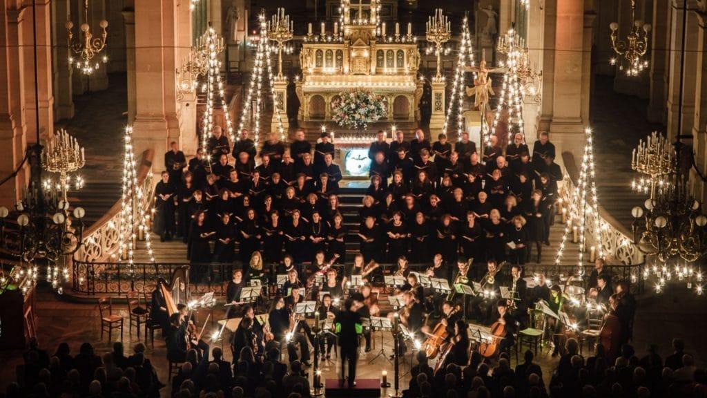 choeur de paris concert classique eglise