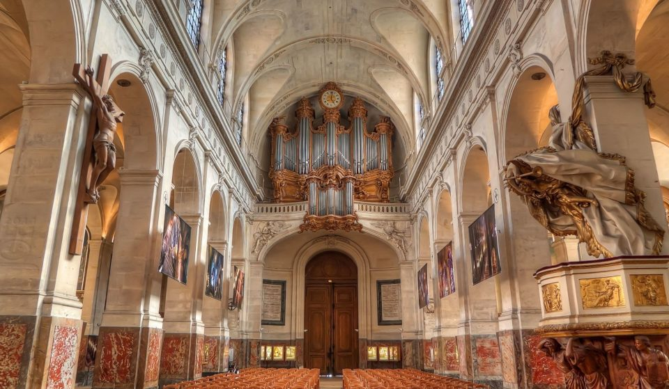 Les concerts d'exception de Chœur de Paris de retour dans les lieux les plus magnifiques de la capitale !