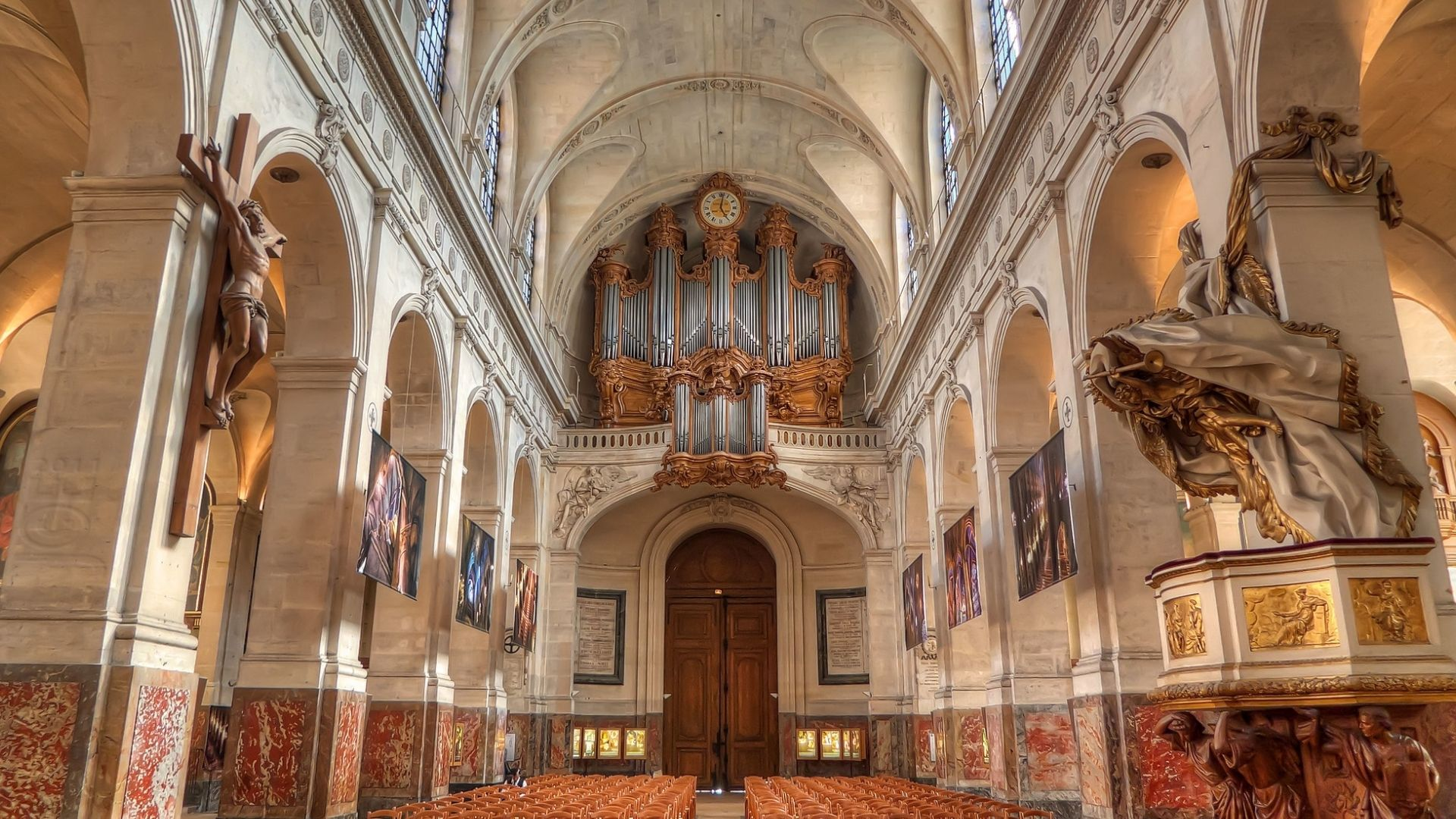 eglise saint roch paris concert musique choeur de paris