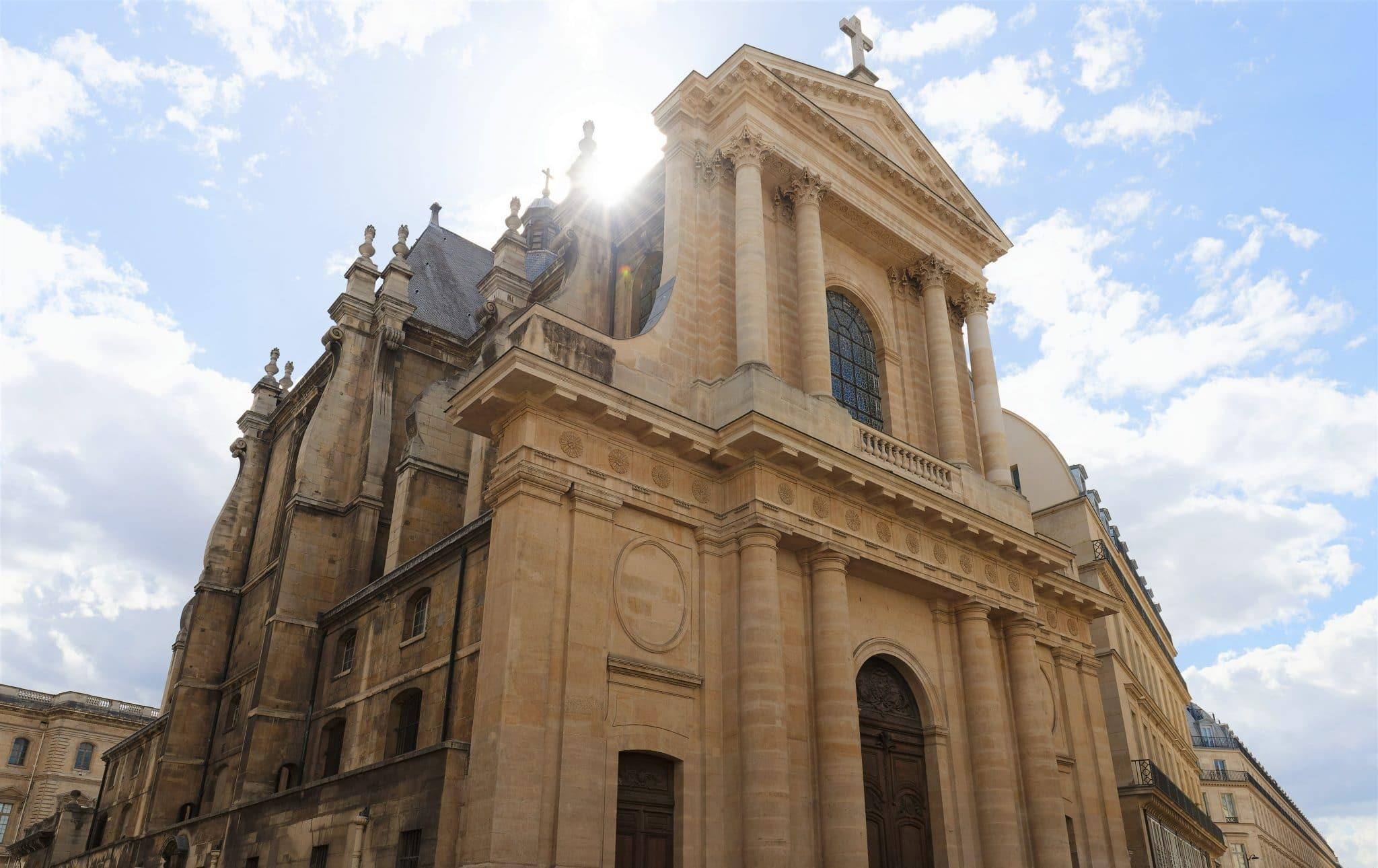 oratoire de paris louvre concert choeur de paris