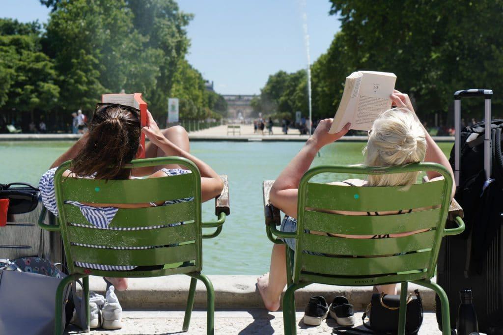 Chaleur urbaine : Une carte permet de voir les endroits les plus chauds de Paris !