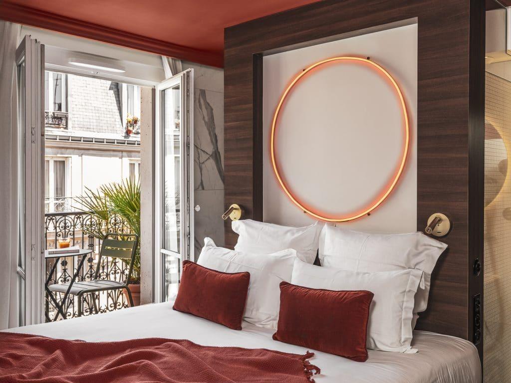 Réouverture Seven Hôtel **** Paris
