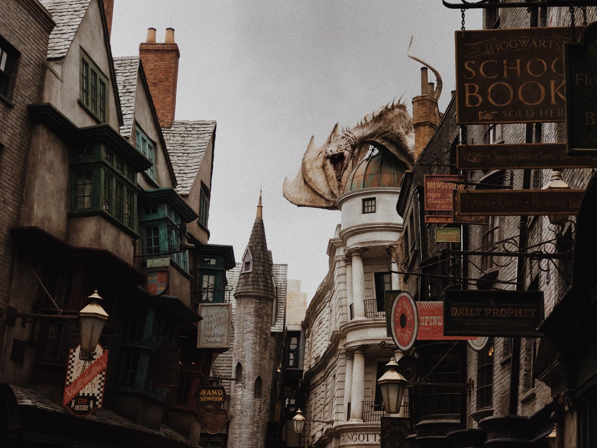harry potter exposition paris magie expérience immersive europe