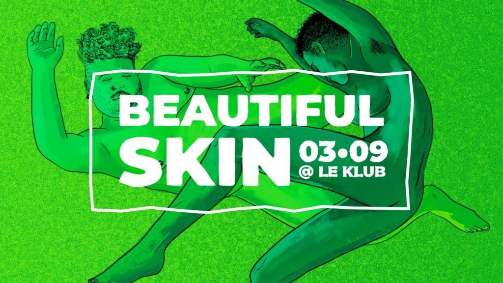 beautiful skin paris nightclub soirée naturiste insolite
